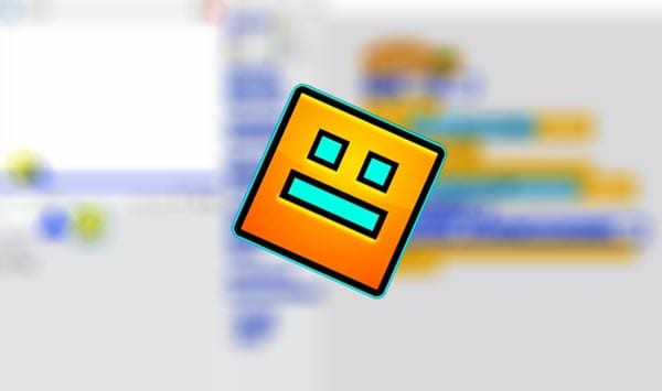 Geometry Dash Scratch