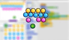 Curso de Bubbles en Scratch School