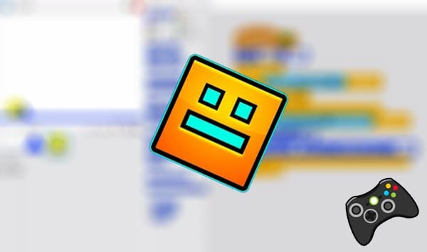 Curso Geometry Dash Scratch